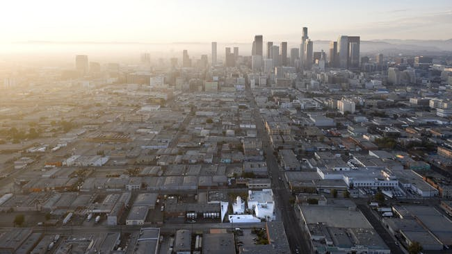 The Inner-City Arts project in downtown Los Angeles by Michael Maltzan and Nancy Goslee Power (Photo: Iwan Baan).