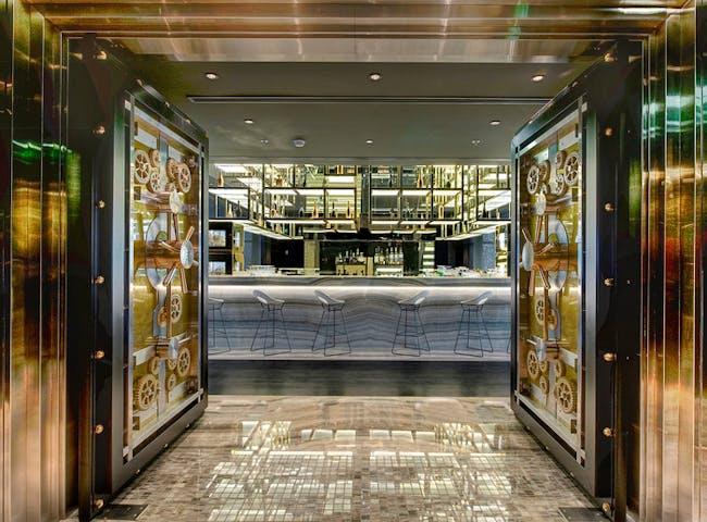 Middle East & Africa (International): Vault (United Arab Emirates) by LW Design Group