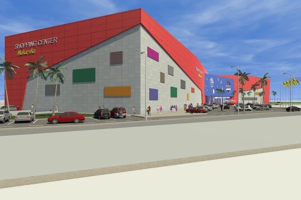 makarska shopping center