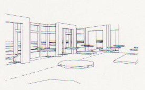 new veranda CAD model