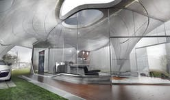"""""""Curve Appeal"""" will be globe's first Freeform 3D printed house"""