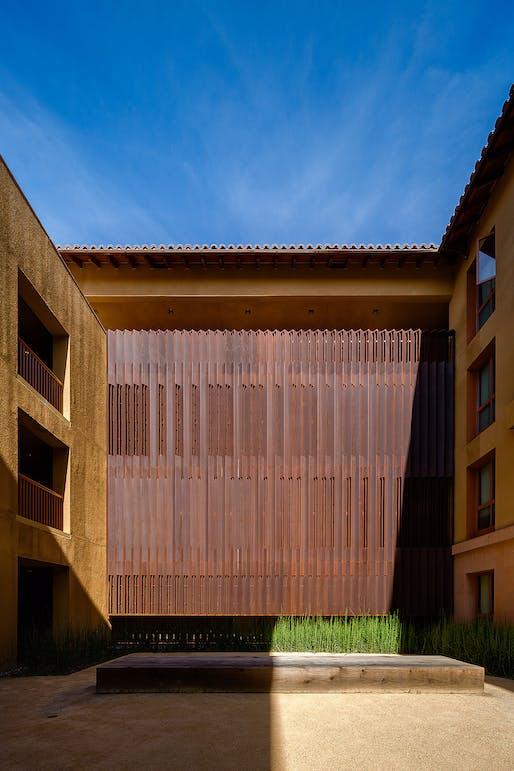 Stanford by Frida Escobedo. Image: Frida Escobedo Studio.