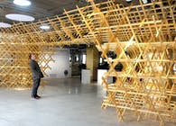 Multi-lattice Art Museum Renovation