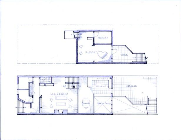 Plans - First Floor & Basement