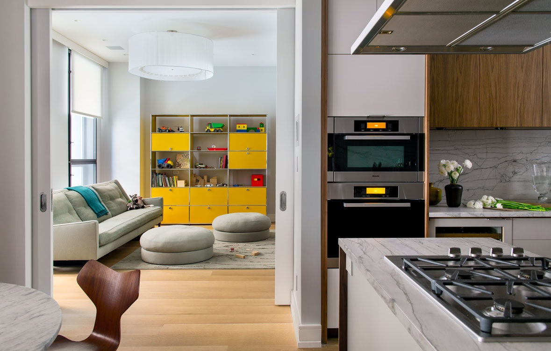 Chelsea Eco Duplex   Wunderground architecture + design