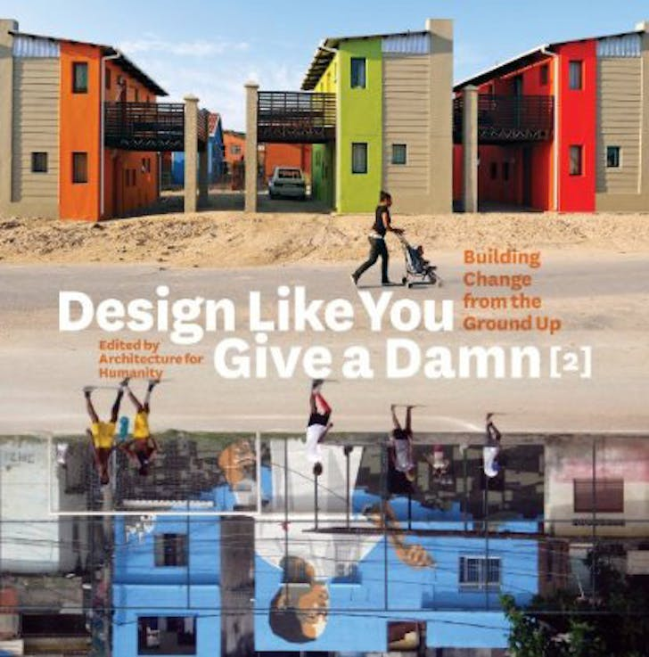 Cover for Design Like You Give a Damn 2: Building Change from the Ground Up