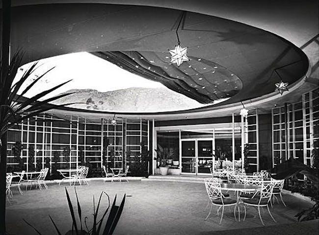 El Mirador Hotel remodel. Photo: Julius Shulman.