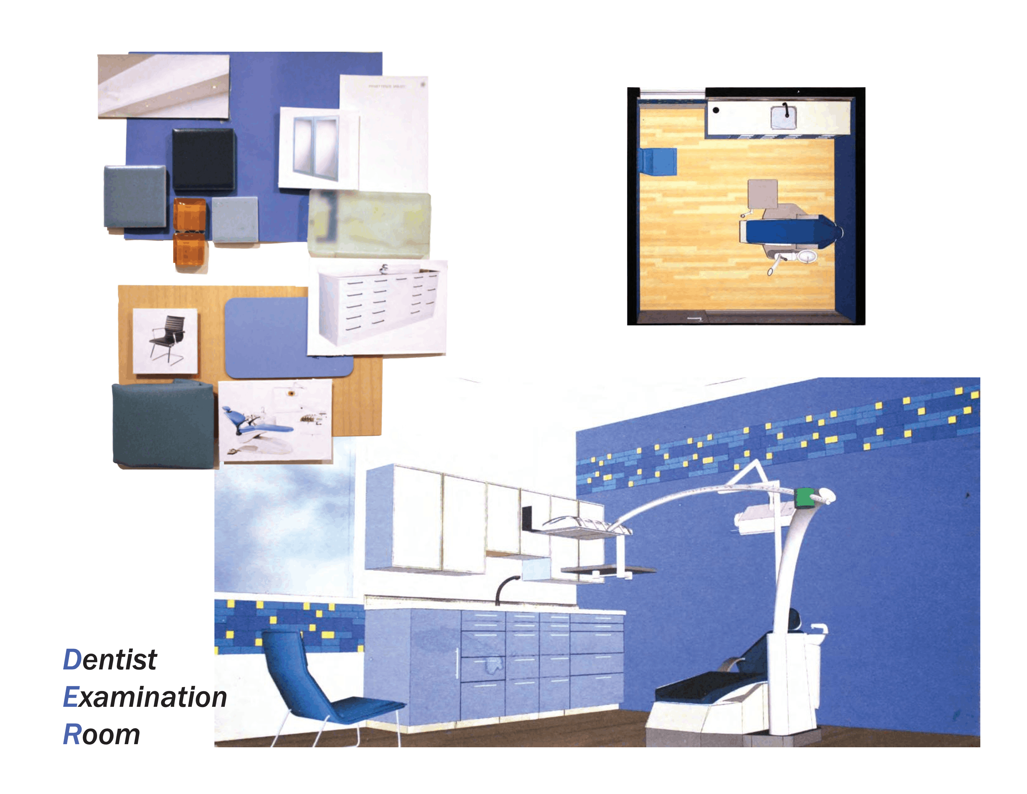 various interior design projects