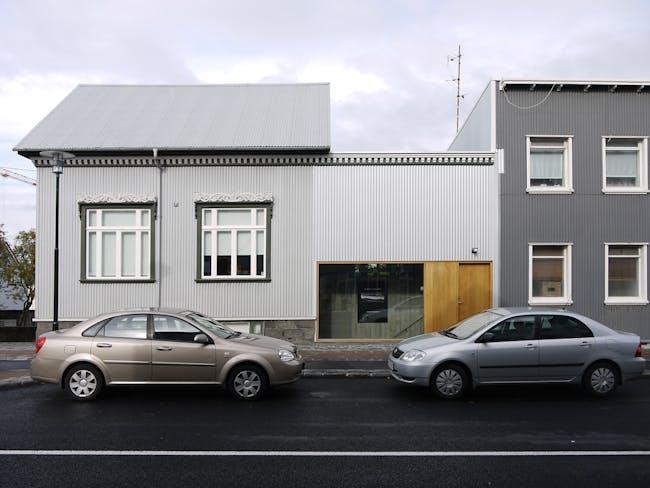 H71a in Reykjavík, Iceland by Studio Granda. Photo: Studio Granda.