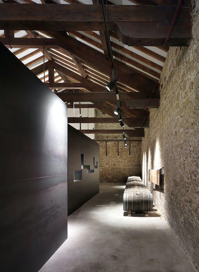 CVNE Winery in Haro, Spain by NINOM; Photo: Jesús Granada