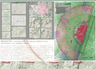 Thesis: Bogota, contenimento della crescita e metropoli di riequilibrio.