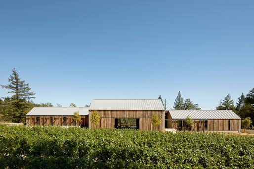 Architecture - Honor: Sentinel Ridge by Field Architecture. Photo: Matthew Millman.