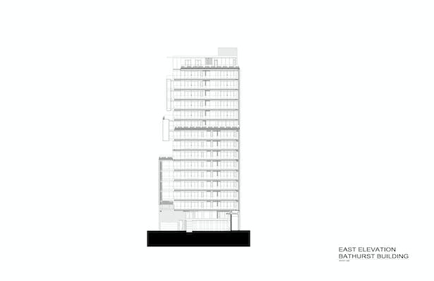 Six50 King East Bathurst Elevation