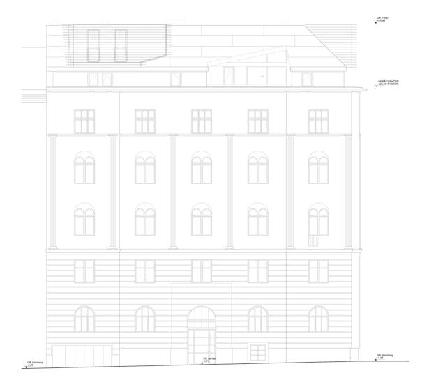 east elevation © HOLODECK architects
