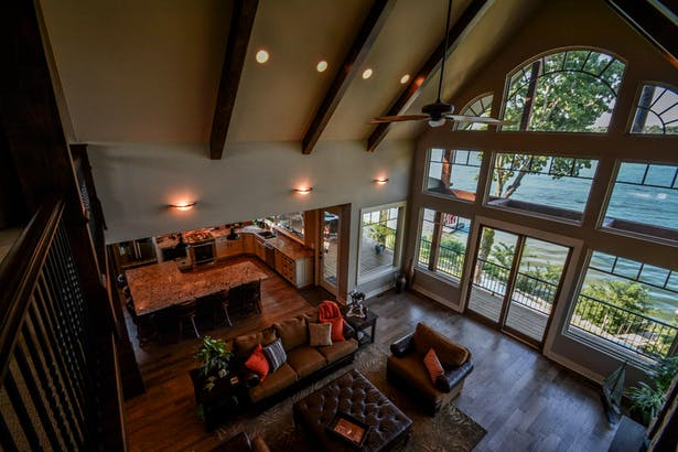 Asheville Mountain House | Max Fulbright Designs | Archinect