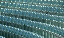 Japan's timber industry deplores the plastic seats of Tokyo's new stadium