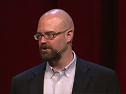 Alex Steffen at TED Talks in July 2011