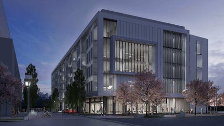 Knight Cancer Research Center with SRG Partnership