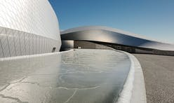 3XN-Designed 'The Blue Planet' about to Open as Northern Europe's Largest Aquarium