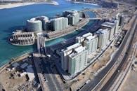 Al Muneera project, Al Raha Beach development
