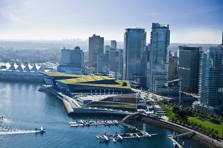 Vancouver Convention Centre West. Photo: Nic Lehoux.