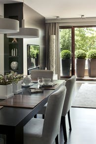 Private flat_interior architecture