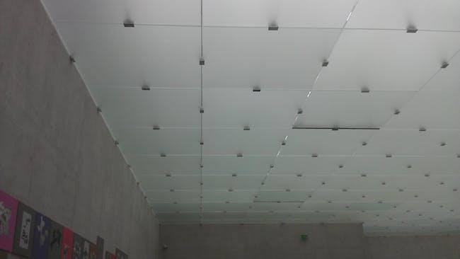 gallery ceiling
