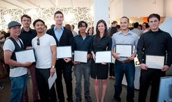 Winners of the 2x8:Taut Student Exhibition and Scholarship