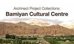 Archinect Project Collections presents your Bamiyan Cultural Centre proposals!
