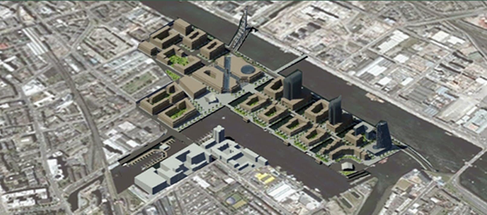 m arch in projecting and urban planning
