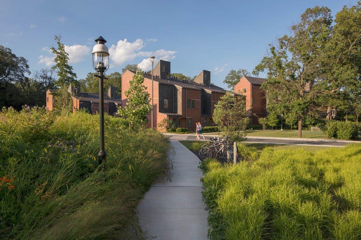Princeton University Lakeside Graduate Housing | Studio Ma ...