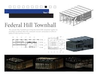 Federal Hill Townhall