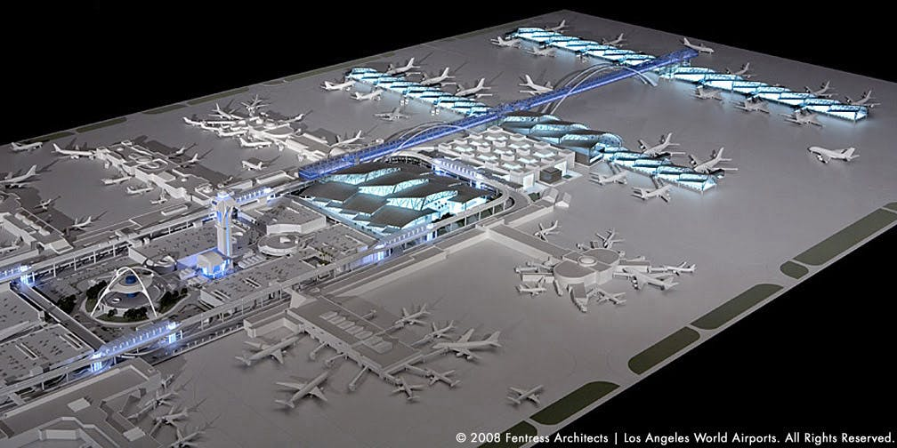 Los angeles international airport tom bradley - Planning and design of airports pdf ...