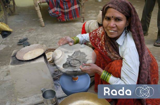 Rada was designed for developing nations.