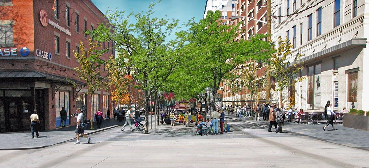 Park + Garden - Hoboken, NJ | Marchetto Higgins Stieve Architects ...