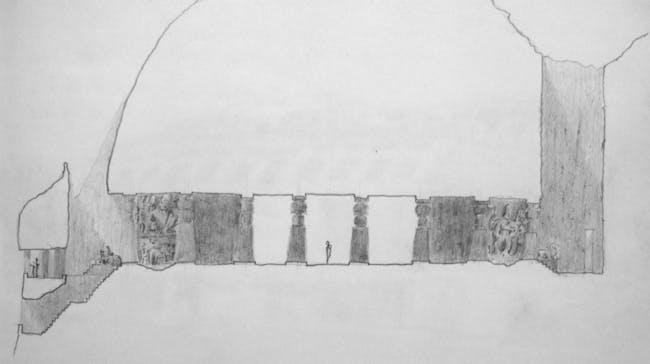 Dhumar Lena cross section
