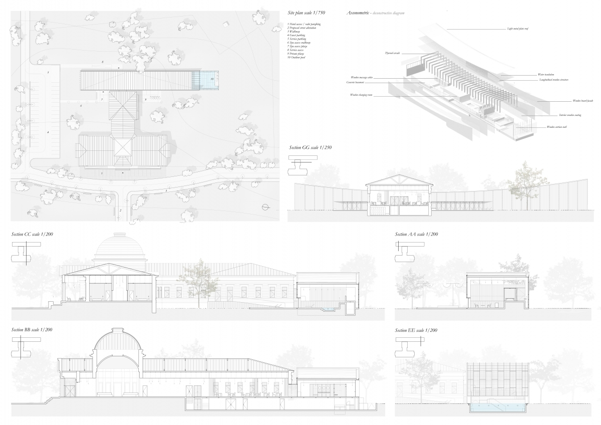 The winning ideas to redevelop a turn-of-the-century Bath