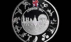 Architecture student's design selected for £5 Olympic coin