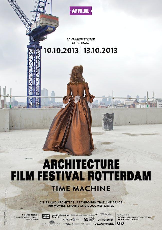 AFFR 2013 campaign ad. Photo by Briony Campbell. Image via affr.nl.