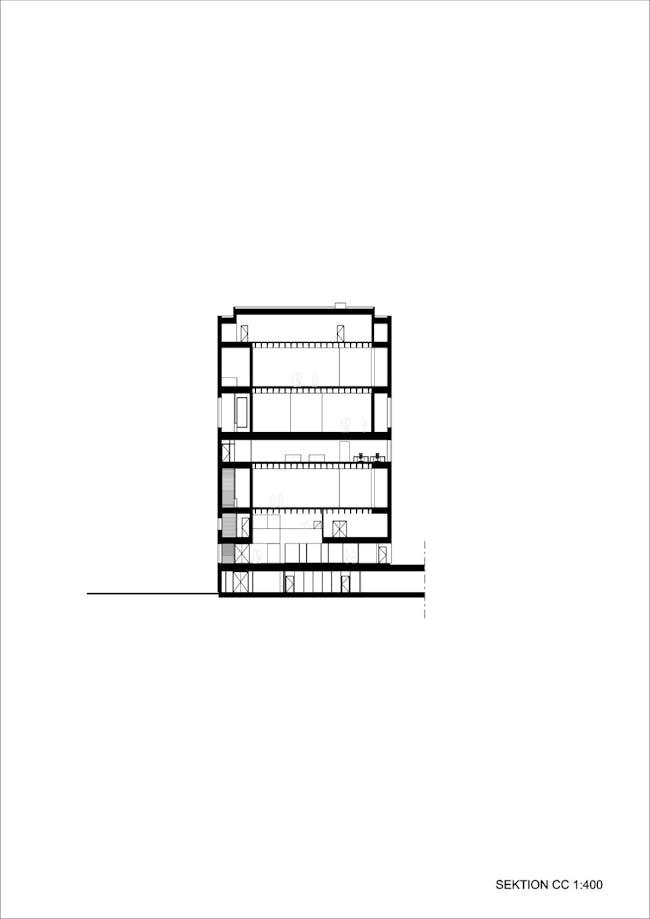 Section AA (Illustration: Henning Larsen Architects)