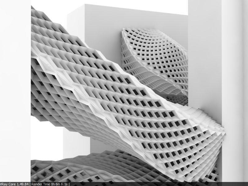 Parametric Modeling Ardavan Tookaloo Archinect