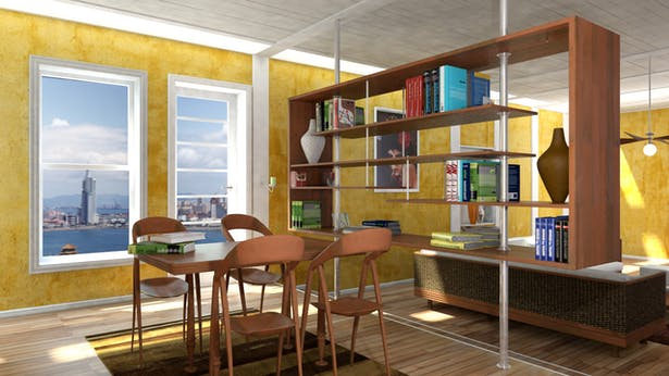 Interior Design - 3DS Max 2012 and Mental Ray | Ulas Gursoy | Archinect