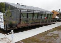 UA Solar Decathlon House