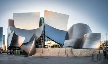 Frank Gehry to design permanent home for LA Phil's Youth Orchestra