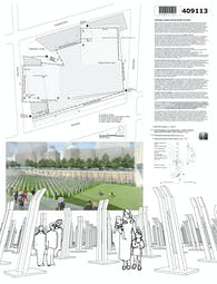 World Trade Center Site Memorial Competition Entry (2004)