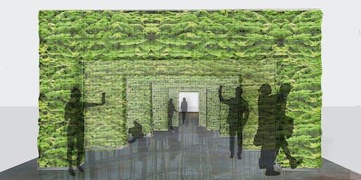 (Un)Flushed Walls: Katie Donahue, Katharina Hoerath - MYKA: New York City, NY