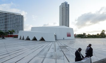 """African Modernism: Architecture of Independence"" showcases a history of no easy answers"