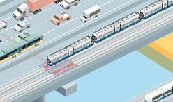Construction of the world's first light rail on a floating bridge to start next month in Seattle