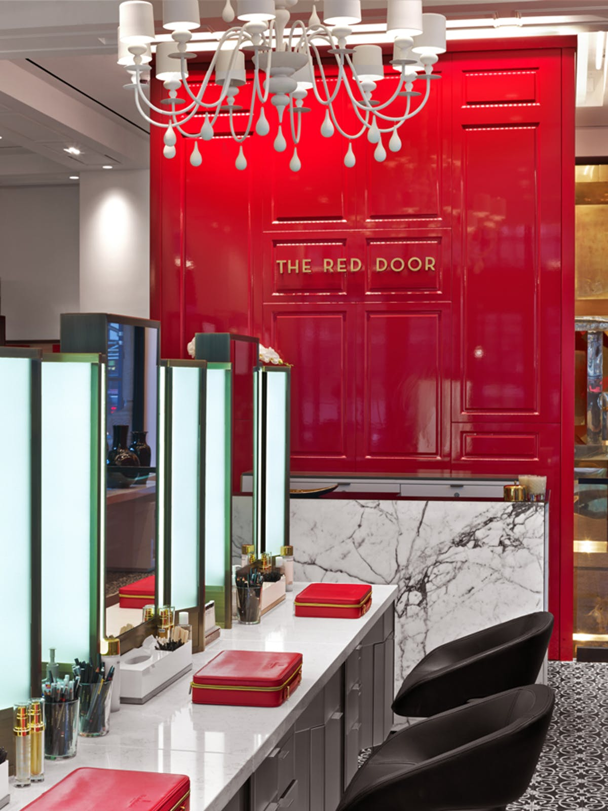 The Red Door Tpg Architecture Archinect