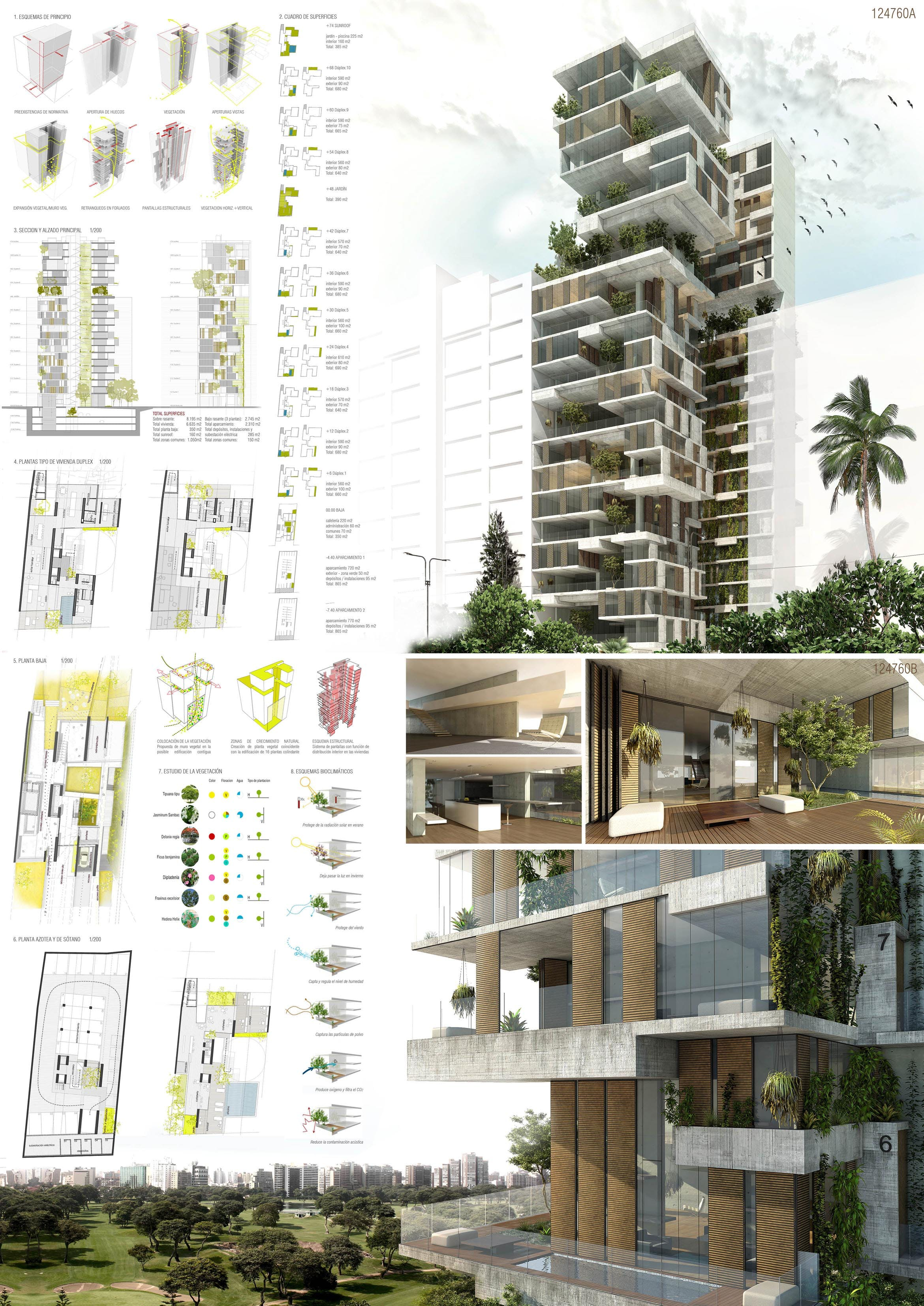 Skycondos Competition In Lima Per 250 Honourable Mention